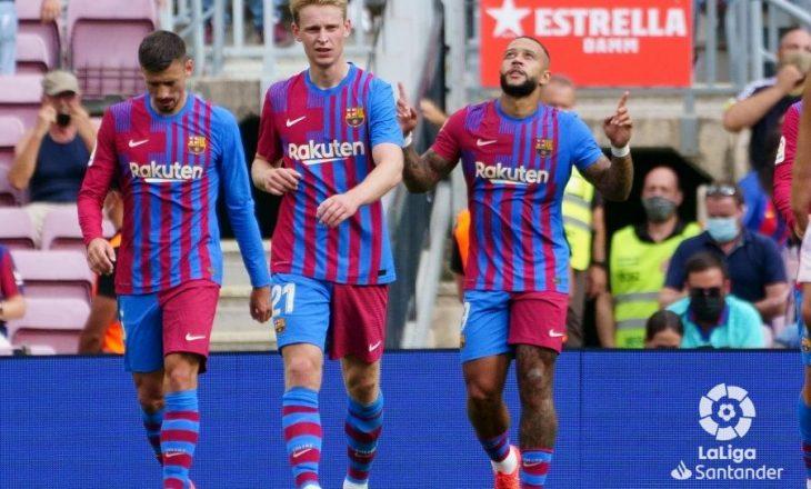 Barcelona pas sulmuesit të Atletico Madrid