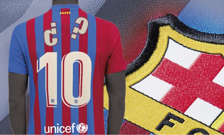"""Numri """"10"""" hap polemika te Barcelona, lojtarët refuzojnë ta marrin atë"""