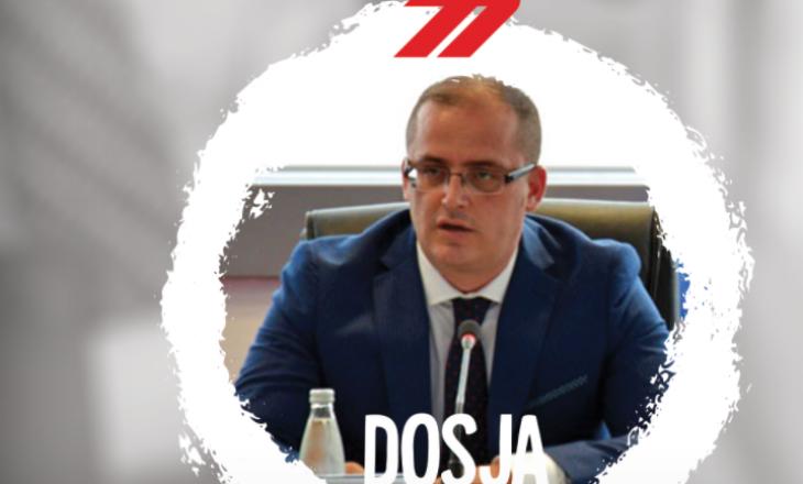 Pas publikimeve të Shqip.com, shkarkohet Dardan Nuhiu