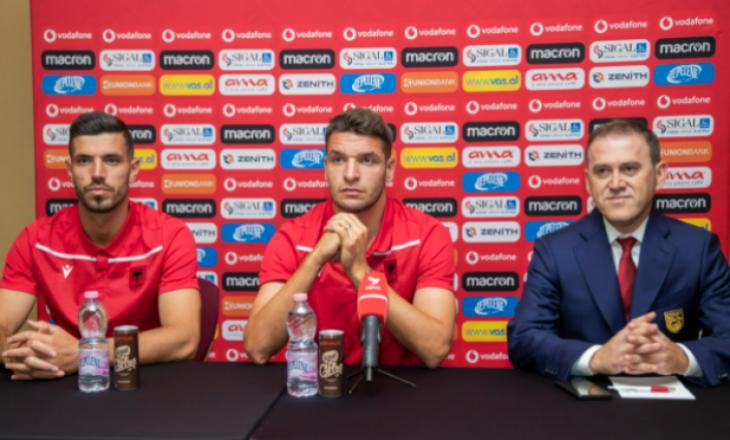 Gjimshiti dhe Gjasula: 100 për qind ndaj Polonisë, të lumtur për rikthimin e tifozëve në stadium