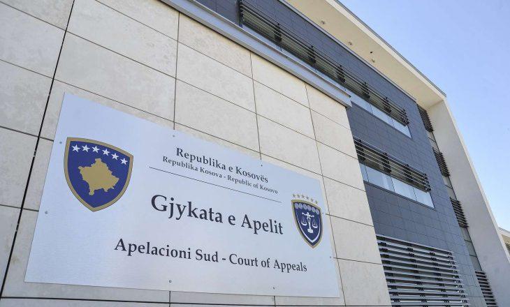Apeli vërteton aktgjykimin e Themelores në rastin e ish-kryetarit dhe nënkryetarit të Klinës