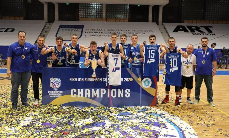 """FIBA Evropa përgëzon FBK-në për organizimin e suksesshëm të """"FIBA U16 European Challanger"""""""