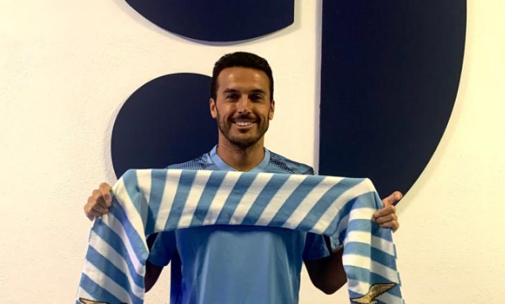 Pedro transferohet te Lazio