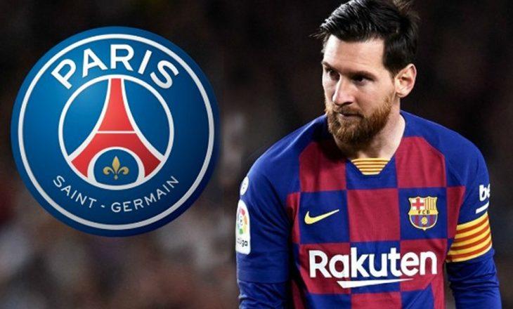 Arrihet marrëveshja, Messi pritet t'i bashkohet PSG