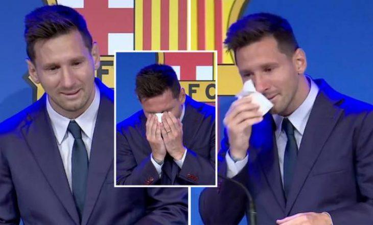 Del në ankand faculeta me të cilën Messi fshiu lotët, ky është çmimi fillestar