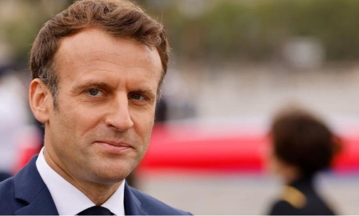 Macron: Duhet ta mbrojmë vetën nga migrimi i parregullt
