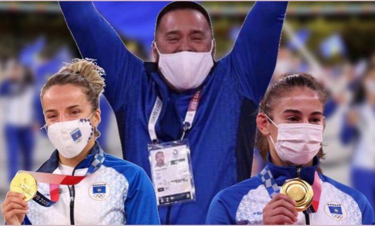 """Driton Kuka: """"As vet nuk kam qenë aq optimist se do t'i fitojmë dy medalje të arta"""""""