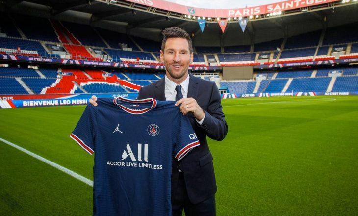 Kjo është data kur Messi debuton me PSG