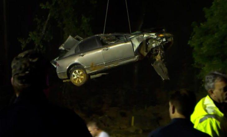 Dy të vdekur e 10 të lënduar nga shembja e autostradës në Misisipi