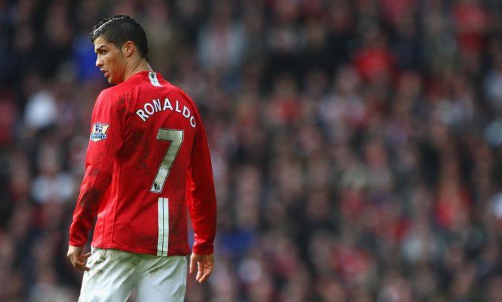 """Cristiano Ronaldo duhet të presë për prezantimin e tij te MAN UTD, shkak efekti """"Brexit"""""""