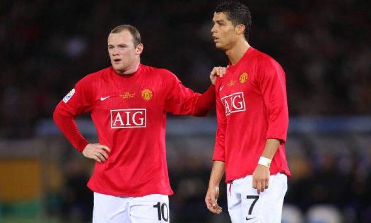 Rooney këshillon Solskjaerin: Ja ku duhet të luajë Ronaldo