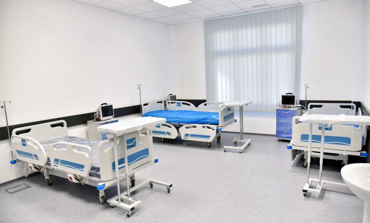ShSKUK krijon hapësira shtesë për trajtimin e pacientëve të infektuar