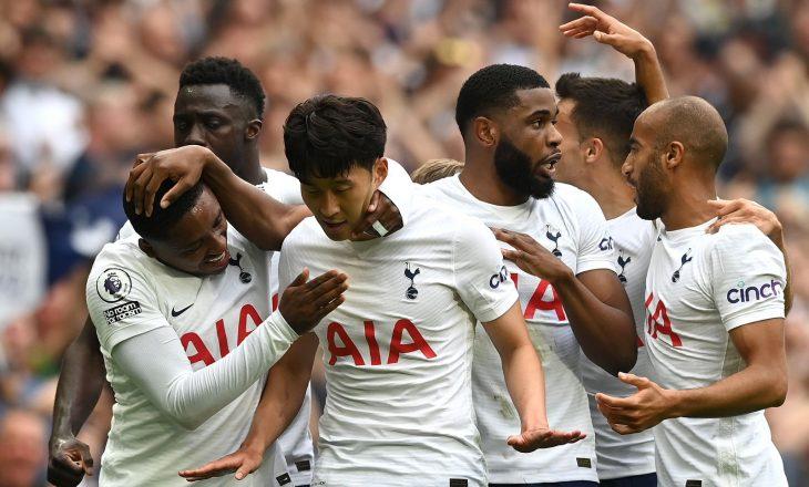 Tottenham kërkon mesfushorin e Juventus