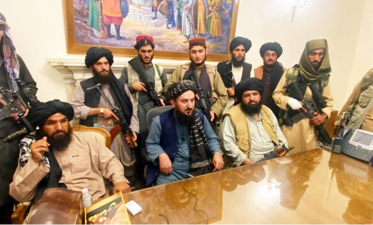 """Demoralizimi i ushtrisë afgane solli fitoren e telebanëve"""