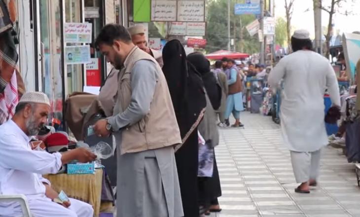 Frikë se talebanët do ta ndalojnë vaksinimin në të gjithë Afganistanin