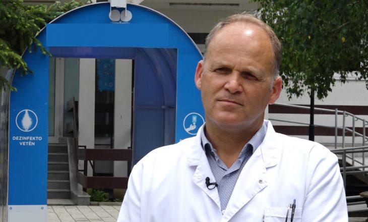 Krasniqi: Edhe personat e vaksinuar kundër COVID-19 mund ta shpërndajnë virusin