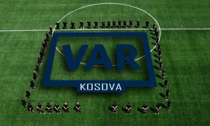 """Të martën bëhet inaugurimi i sistemit """"VAR"""" për herë të parë në Kosovë"""