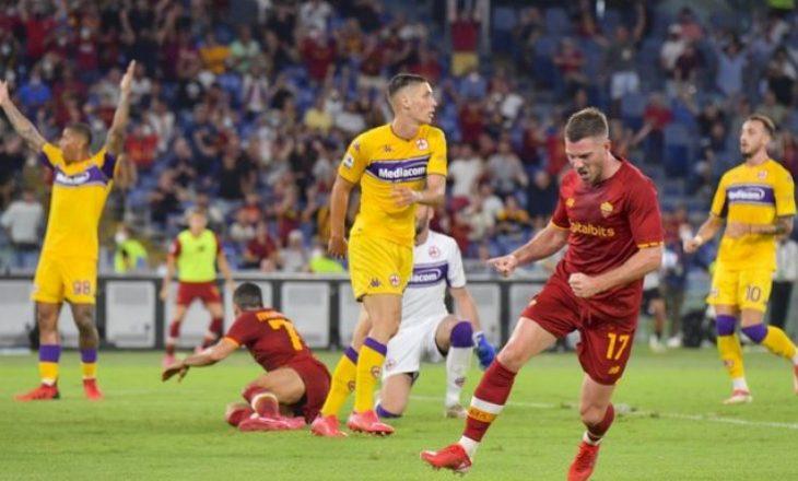 Jose Mourinho e nis me fitore ndeshjes e parë me Romën në Serie A