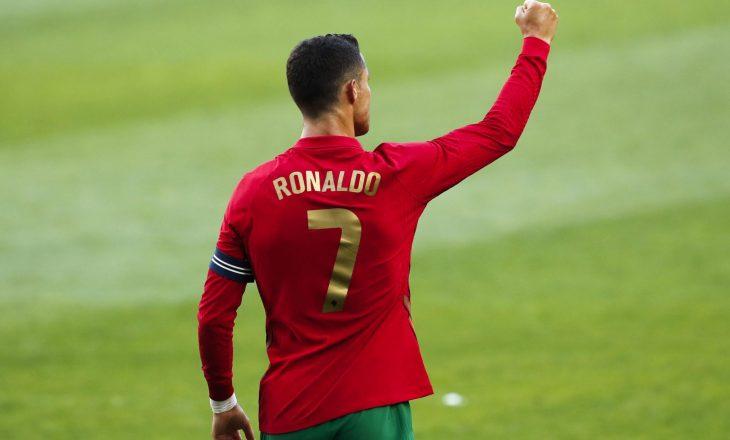 Cristiano Ronaldo ende në kulm të karrierës përkundër moshës