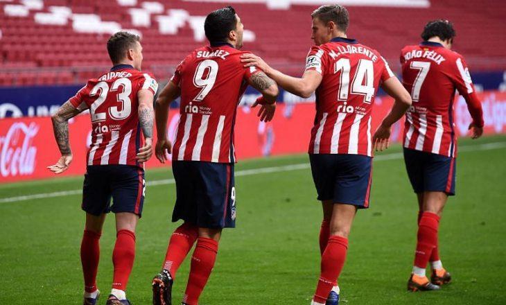 Atletico Madrid në kërkim të titullit të dytë radhazi