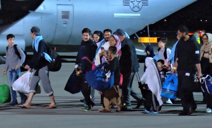 Rreth 1 mijë afganë të strehuar në Kosovë
