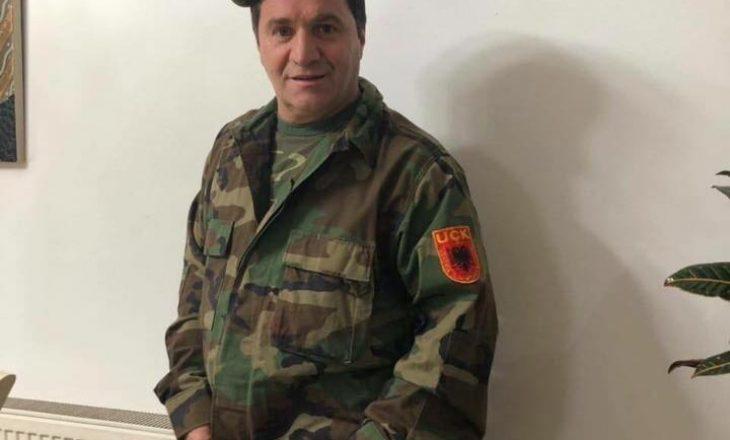Afrim Muçiqi: Kush ofendon uniformen e UÇK-së tregon kulturën e tij familjare