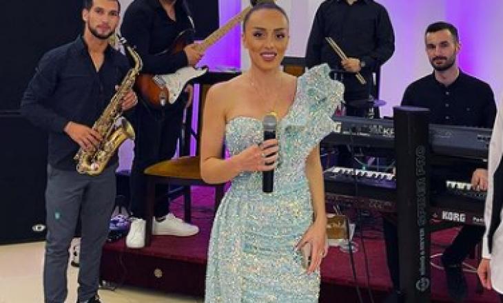 """""""30 mijë euro bakshish në dasma"""", Aida Doçi flet për kolegët e saj"""