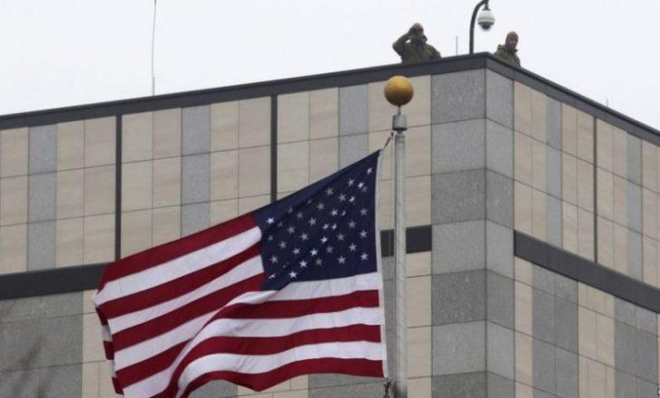 Ambasada Amerikane: Nevojiten hapa të menjëhershëm për të zvogëluar tensionet