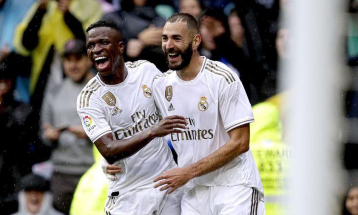 """Dy """"galaktikët"""" që po e """"sundojnë"""" Madridin"""