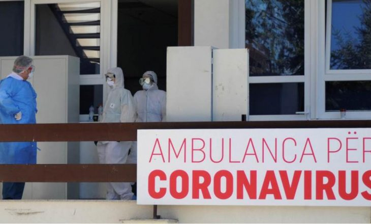 Mbi 26 mijë raste aktive me Coronavirus
