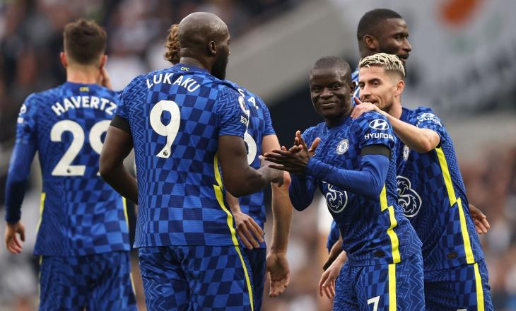 Juventus-Chelsea, publikohen formacionet zyrtare