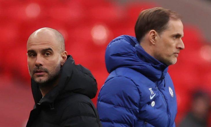 Chelsea-Manchester City, kryendeshja e javës në Premierligë