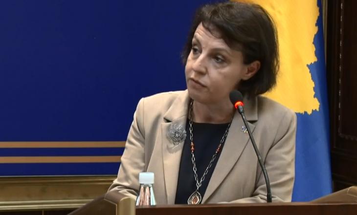 Gërvalla: Tensioni i shkaktuar në Jarinje të shihet si veprim i njëanshëm i Serbisë