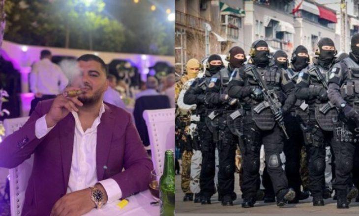 Ermal Fejzullahu tregon se ndjehet krenar me Policinë e Kosovës