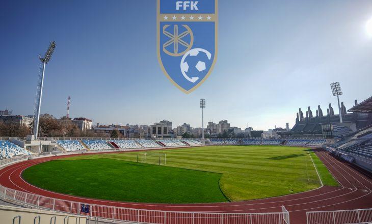 FFK: Nuk do të ketë shitje të biletave për ndeshjen Kosovë – Greqi