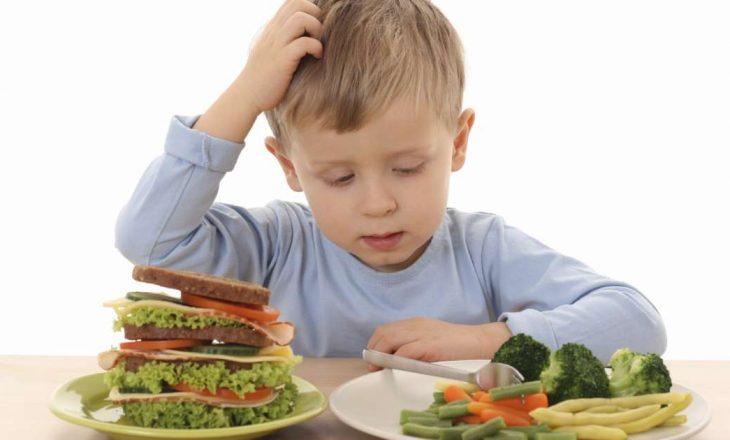 Këshilla që fëmija juaj të ushqehet shëndetshëm