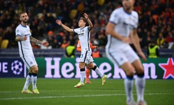 Interi ende pa fitore në Ligën e Kampionëve