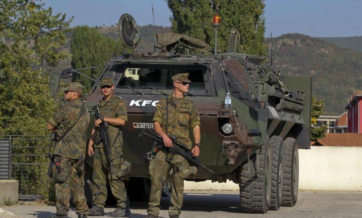 """KFOR flet për """"ndërhyrjen"""" në veri të Kosovës"""
