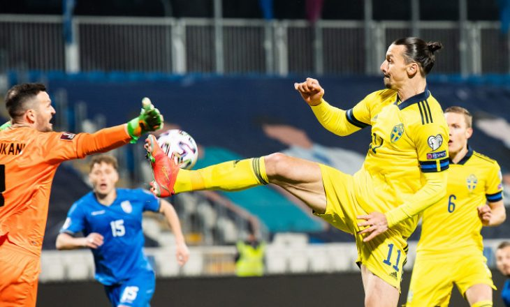 Suedi-Kosovë, 21 mijë bileta shiten për vetëm tre orë
