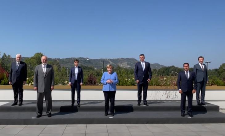 Merkel – liderëve të rajonit: E pamundur të vizitoja secilin vend