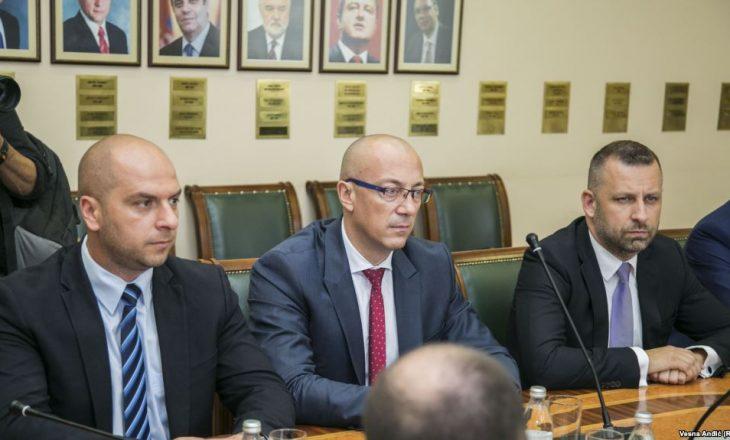 Kushtetuesja hedh poshtë kërkesën e Listës Serbe për të marr dy Ministri në Qeverinë Kurti