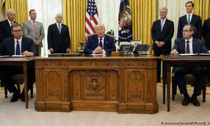 """Një vit nga marrëveshja e Uashingtonit, Hoti tregon """"rëndësinë e saj"""""""