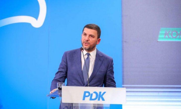 Memli Krasniqi: I kërkova Albin Kurtit garantimin e sigurisë së Policëve