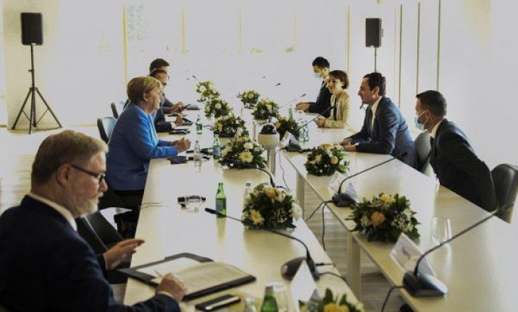 Rohde: Takimi i Kurtit me Merkelin dhe vizita e Osmanit në Berlin janë tregues se Gjermania mbetet partner i Kosovës