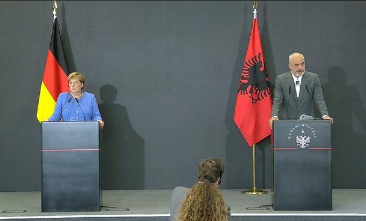 """""""Askush nuk ka bëri për rajonin e as nuk e njohu më shumë se Angela Merkel"""""""