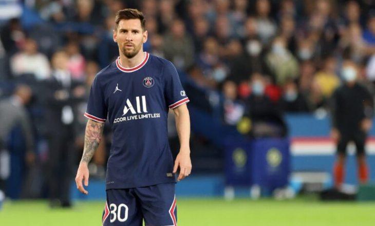 Leo Messi do të mungojë edhe ndaj Montpellierit