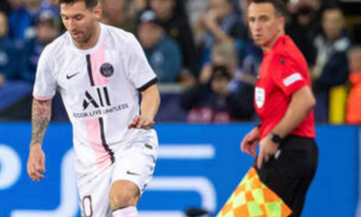 Intervistë me Bekim Zogajn, anësorin që referoi ndeshjen debutuese të Messit në Ligën e Kampionëve me PSG-në