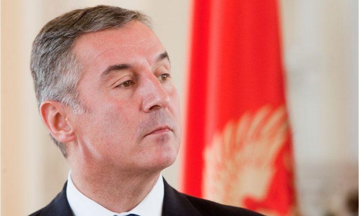 Gjukanoviç: Serbia e do Kosovën pa shqiptarë sikur Malin e Zi pa malazezë