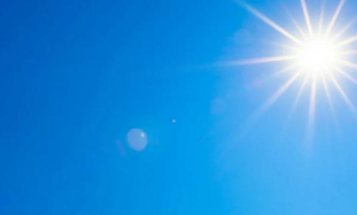 Ngritje temperaturash sot në Kosovë