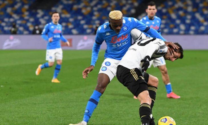 Napoli, lider i ri i Series A